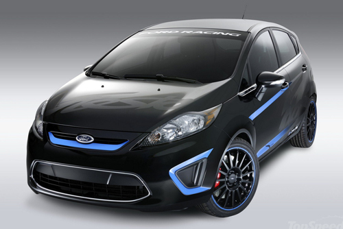 2011 Ford Fiesta by Ford Racing