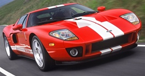 2005-2006 Ford GT Ford Racing Parts FRPP