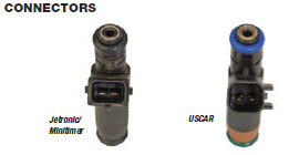 FORD RACING FUEL INJECTORS